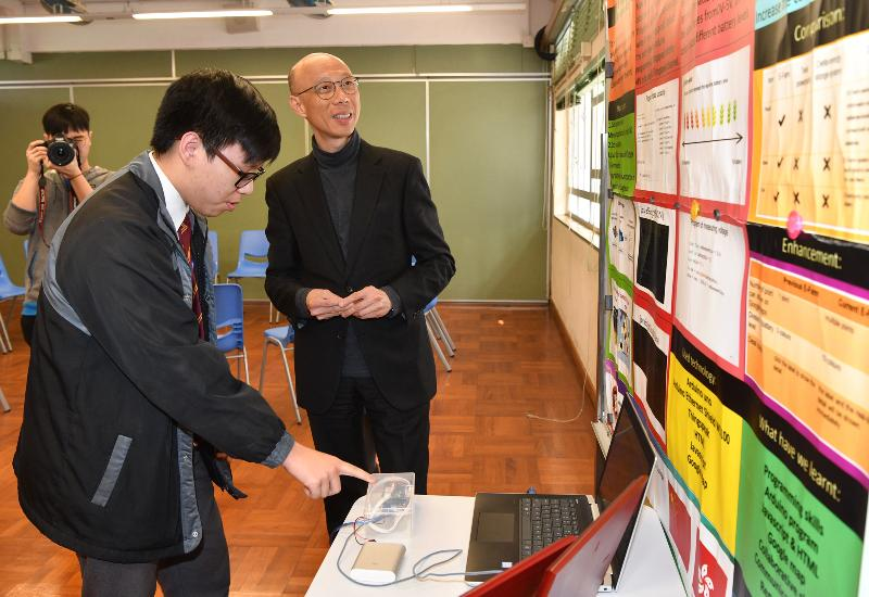 SEN visits Kowloon City District